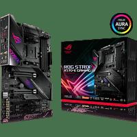 ASUS ROG Strix X570 E Gaming Mainboard Mehrfarbig