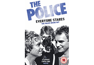 The Police - Everyone Stares: The Police Inside DVD