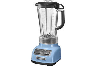 KITCHENAID 5KSB1585EVB Velvet Blue Standmixer Hellblau (550 Watt, 1.75 Liter)