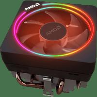 AMD Ryzen™ 7 3800X (100-100000025BOX) mit Wraith Prism Kühler Prozessor, Mehrfarbig