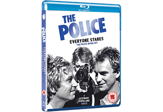 The Police - Everyone Stares: The Police Inside Blu-ray