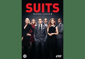 Suits: Seizoen 8 - DVD