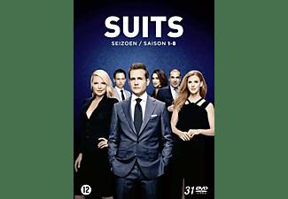 Suits: Seizoen 4 tot 8 - DVD
