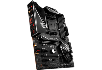 MSI MPG X570 Gaming Edge WIFI Mainboard Schwarz