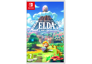 Switch - The Legend of Zelda: Link's Awakening /D