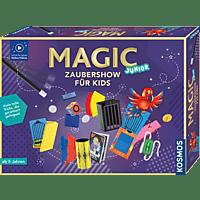KOSMOS 698829 Magic Zaubershow für Kids Zauberspiel, Mehrfarbig