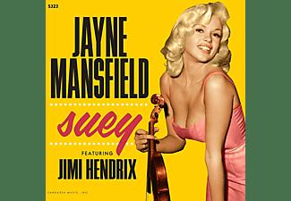 Jayne Mansfield, Ricky Mason, Jimi Hendrix - 7-SUEY / I NEED YOU EVERY DAY  - (Vinyl)