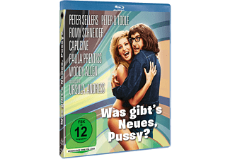 Was gibt's Neues, Pussy? Blu-ray