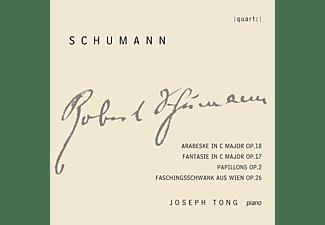 Joseph Tong - Schumann: Werke für Klavier  - (CD)