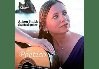 Alison Smith - Poético-Klassische Gitarren solo  - (CD)