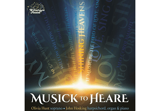VARIOUS - Musick to Heare  - (CD)