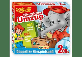 - Benjamin Blümchen - Umzugsgeschichten  - (CD)