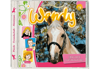Wendy: Diebstahl auf Rosenborg (72)  - (CD)