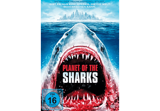 Planet Of Sharks DVD