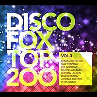 VARIOUS - Discofox Top 200 Vol.3 [CD]
