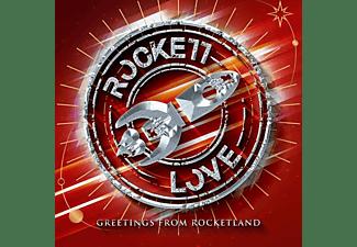 Rockett Love - Greetings From Rocketland  - (CD)