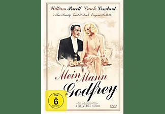 Mein Mann Godfrey DVD