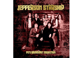 Jefferson Starship - 70's Broadcast Collection  - (CD)