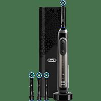 ORAL-B Genius X 20000 Luxe Edition  elektrische Zahnbürste Anthrazit