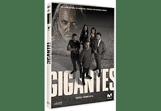 Serie TV Gigantes. Serie Completa (4 DVD) - DVD