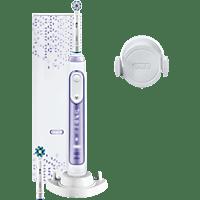 ORAL-B Genius 10100S elektrische Zahnbürste Lila
