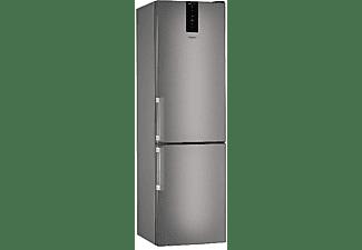 Frigorífico combi - Whirlpool W7 931T MX H, Total No Frost, Display exterior, 37 dB, A+++, Inox