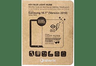 Protector de pantalla de cristal templado SilverHT para Samsung Galaxy TAB A 10,1 (2019)