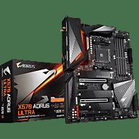 GIGABYTE X570  Aorus Ultra Mainboard Schwarz