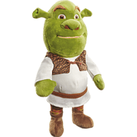 SCHMIDT SPIELE (UE) DreamWorks Shrek, 25cm Plüschfigur, Grün/Braun