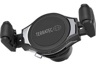 TERRATEC ChargeAir Car KFZ- Halterung  Universal 10 Watt max., Schwarz