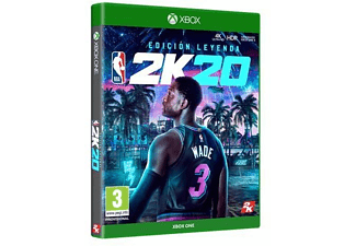Xbox One NBA 2K20 (Ed. Leyenda)