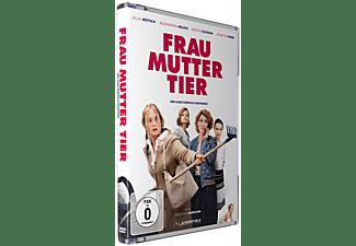 Frau Mutter Tier DVD