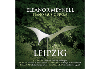 Eleanor Meynell - Piano Music from Leipzig  - (CD)