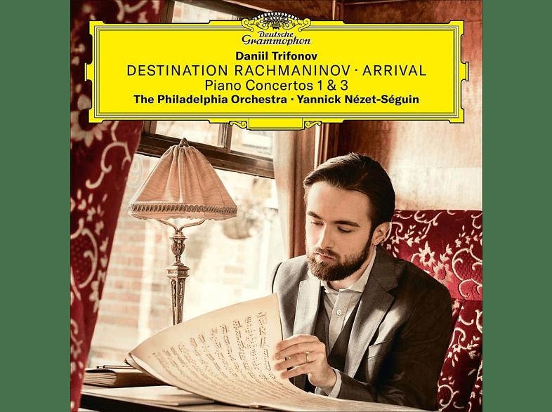 Daniil Trifonov, The Philadelphia Orchestra - Destination Rachmaninov-Arrival [CD]