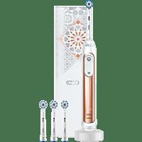 ORAL-B Genius X 20000 Luxe Edition Elektrische Zahnbürste Rosegold