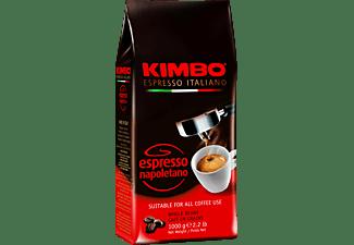 KIMBO Espresso Napoletano Kaffeebohnen (Kaffeevollautomaten, Siebträger, Espressokocher)