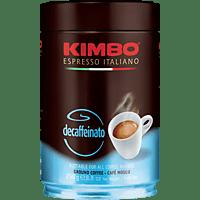 KIMBO Decaffeinato gemahlener Kaffee