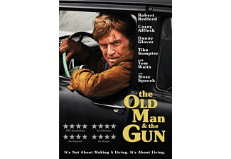 The Old Man And The Gun - DVD