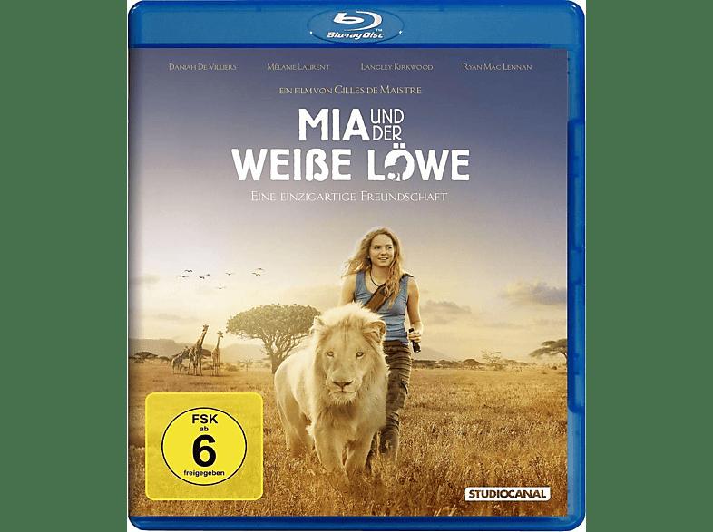 Mia und der weisse Löwe [Blu-ray]