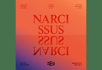 Sf9 - Narcissus  - (CD + Buch)