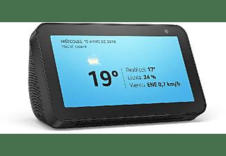 "Asistente inteligente - Amazon Echo Show 5, Compatible con Alexa, Pantalla 5.5"", 4 W, 1 MP, Negro"