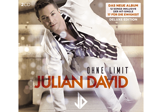 Julian David - Ohne Limit (Deluxe Edition)  - (CD)