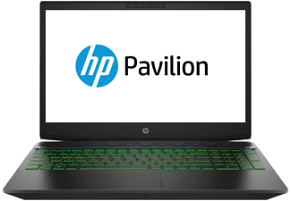 "HP Pavilion Gaming 4TU84EA gamer laptop (15,6"" FHD/Core i7/8GB/256 GB SSD+1 TB HDD/GTX 1050Ti 4GB/DOS)"