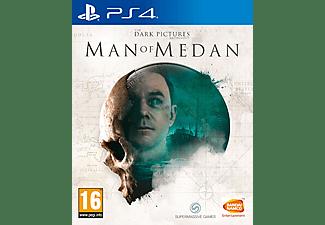 PS4 UK DARK PICTURES MAN OF MEDAN
