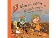 VARIOUS - Wenn die wilden Winde wehn.Die schönsten Lieder - (CD)