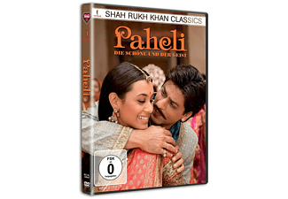 Paheli - Die Schöne und der Geist DVD