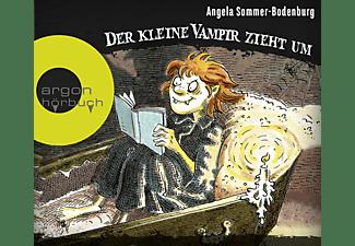 Katharina Thalbach - Der kleine Vampir zieht um (2)  - (CD)
