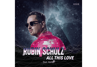 Robin Schulz, Harloe - All This Love  - (Maxi Single CD)