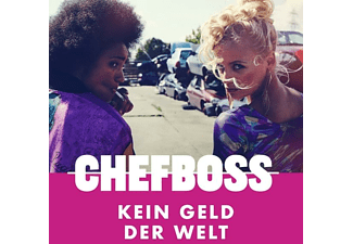 Chefboss - Kein Geld Der Welt (Buch+CD)  - (CD + Buch)
