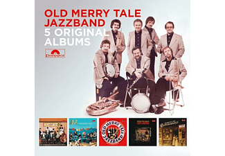 Old Merry Tale Jazzband - 5 Original Albums  - (CD)